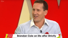 Brendan Cole hints at why he was axed from 'Strictly'