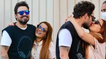 Assumidíssimos, Fernando e Maiara se beijam nas ruas de São Paulo