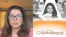 20 Years Of  Mohabbatein: Farah Khan Reveals 'We Were Not Supposed To Know At That Point If Aishwarya Was Shah Rukh's Imagination Or Not'