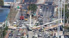 U.S. Transportation Secretary seeks probe of fatal Florida bridge collapse