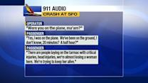 Some calm, others agitated in 911 calls
