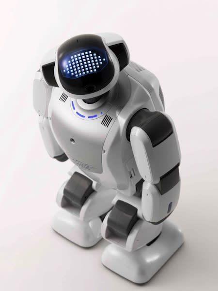 Fujisoft's PALRO humanoid robot in the running to be our new best bud