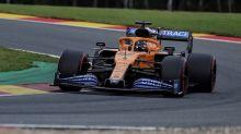 """Sainz: """"No poder empezar la carrera otra vez aquí es frustrante"""""""