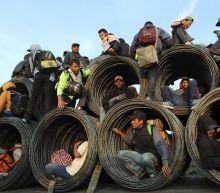 Migrant caravan moves to western Mexico city of Guadalajara