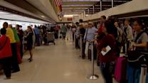 Sandy affects 200 hundred flights at LAX