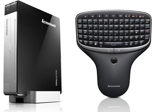 Lenovo's diminutive Q180 HTPC dishes out multimedia for $349