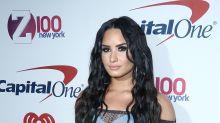 Demi Lovato revoluciona la moda con estos sexys jeans ochenteros