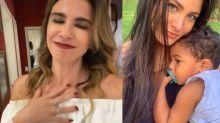 """Luciana Gimenez rebate críticas de Carol Marchezi: """"Quer aparecer"""""""