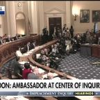 Rep. Nunes makes opening statement ahead of Ambassador Sondland's testimony in the Trump impeachment inquiry