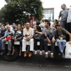Opposition rallies as Venezuela blackout eases in some areas