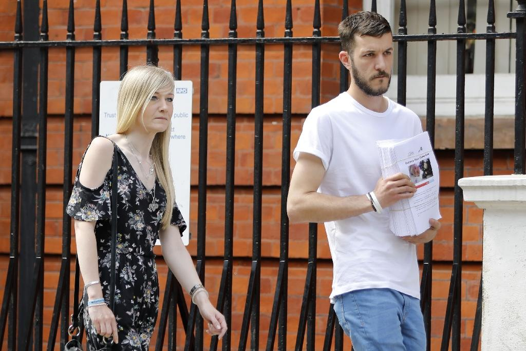 The parents of Charlie Gard have asked for their baby son to travel to the United States to receive experimental treatment for his rare chronic illness