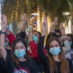 Thai Cabinet approves Parliament session to debate protests