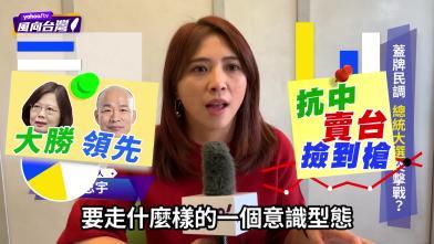 民調「被綁架」陳思宇:要吃鎮定劑