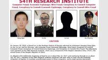 Piratage massif aux Etats-Unis: la Chine dément toute implication