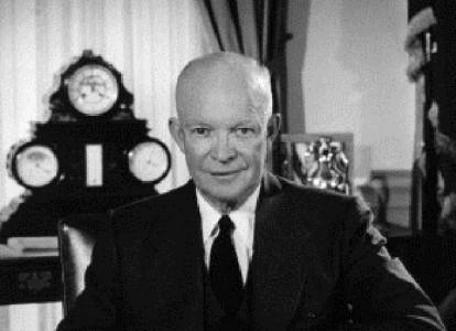 where is dwight eisenhower born
