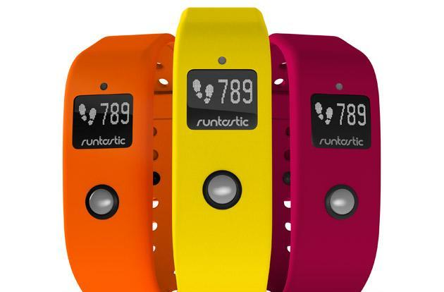 Runtastic's Orbit band is a fitness tracker that doubles as a running watch