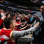 Sixers veteran big man Dwight Howard misses playing in front of fans