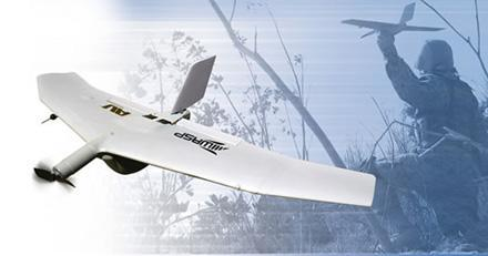 US Air Force takes delivery of micro unmanned aircrafts
