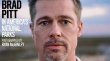 Brad Pitt multiplie les poses pour GQ Style lors de sa première interview depuis sa rupture avec Angelina Jolie