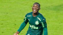 Palmeiras fez seu melhor jogo no ano e Fla segue abaixo do esperado