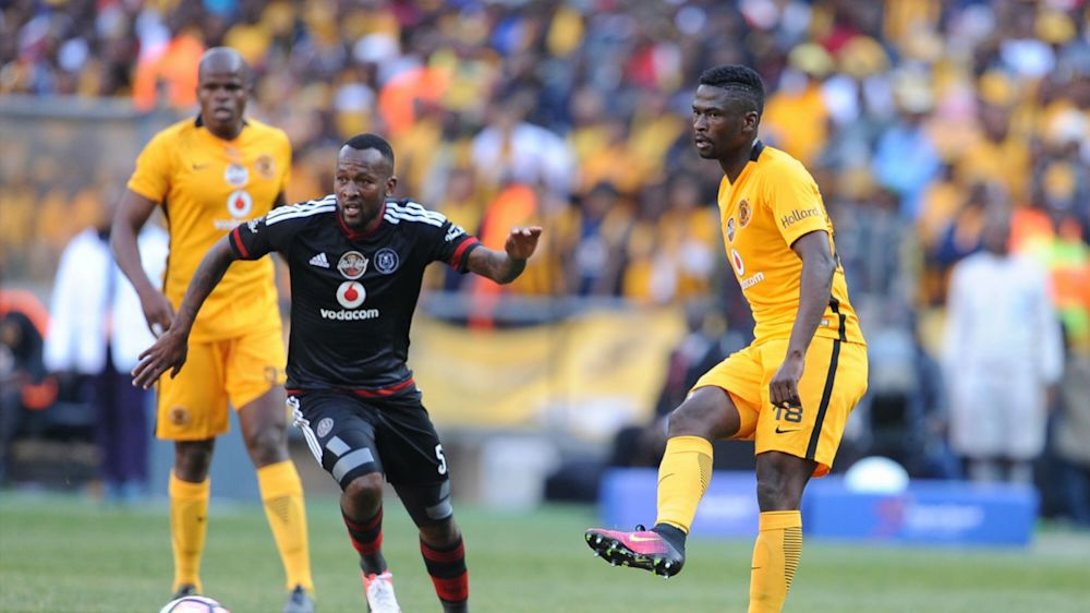 Moleko welcomes competition for Kaizer Chiefs place from Mphahlele