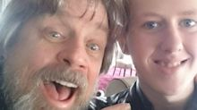 Teen Cancer Patient Posts Touching Tale of Mark Hamill's Surprise Visit