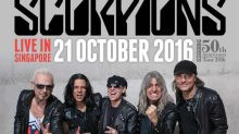 Weekend guide (21-23 Oct): WTA Finals Singapore 2016, Scorpions and a1 concerts, and more