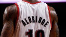 Damian Lillard calls for Blazers to retire LaMarcus Aldridge's jersey number after abrupt retirement