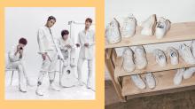 每個女生鞋櫃都需要一對白波鞋!adidas Originals推10款經典復刻小白鞋系列!