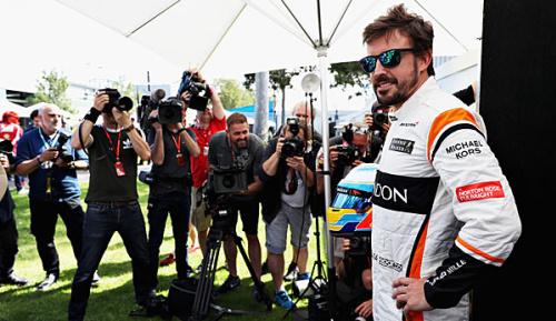 Formel 1: Alonso: Indy 500 nur ein Abstecher