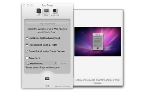 Daily Mac App: Snap App