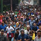 Donald Trump threatens to shut US-Mexico border unless migrant caravan stopped