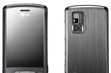 LG Shine gets Titanium Black makeover for Europe