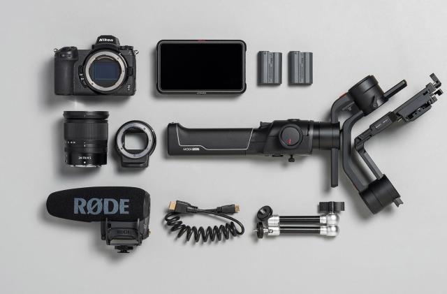 Nikon's video-centric Z6 camera now comes in a 'Filmmaker's Kit'