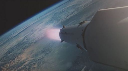 SpaceX Unveils Plan for Manned Mars Mission