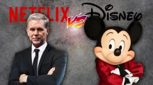 How the Disney-Netflix streaming war will create collateral damage