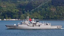 Greek, Turkish warships in 'mini collision' Ankara calls provocative