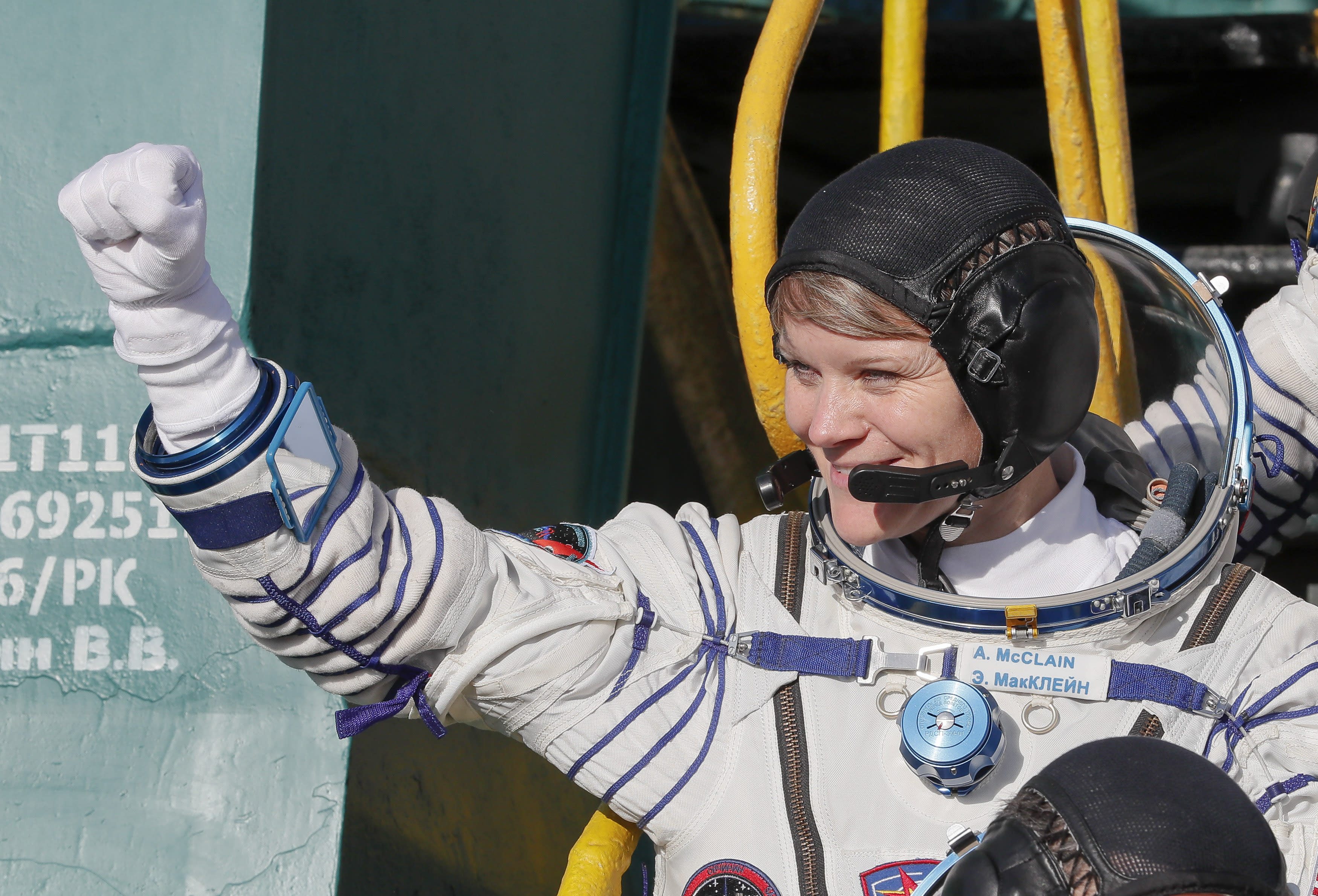 NASA investigates female astronaut accused of 'first crime in space'