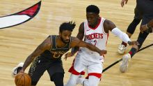 Bulls beat Rockets; Victor Oladipo solid in Houston debut
