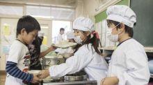 Programa alimentar de escolas japonesas é o melhor exemplo de como educar crianças