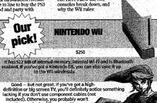 Least credible New York paper picks Wii over PS3