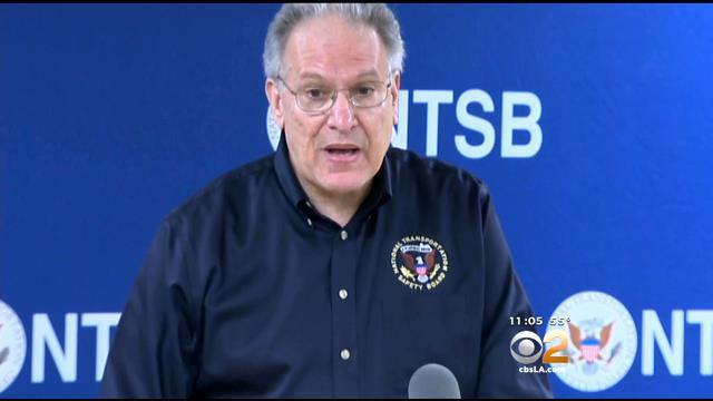 NTSB Examines Claim Truck Was On Fire Before Orland Crash