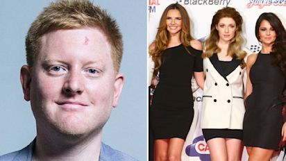 MP quits role after Girls Aloud 'orgy' comments