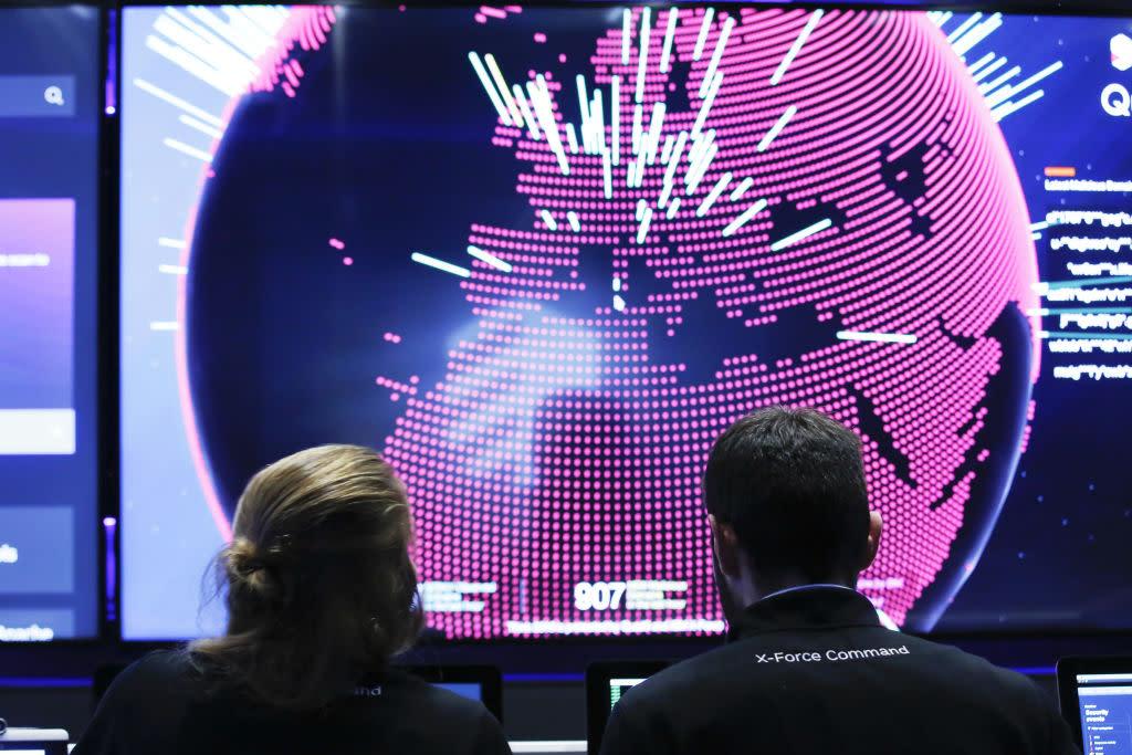 The worldwide web may be at risk, warns internet's backbone