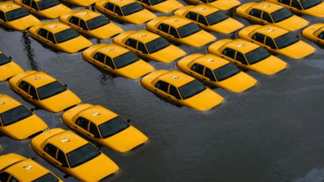 NYC, Miami among U.S. cities most at risk of flooding