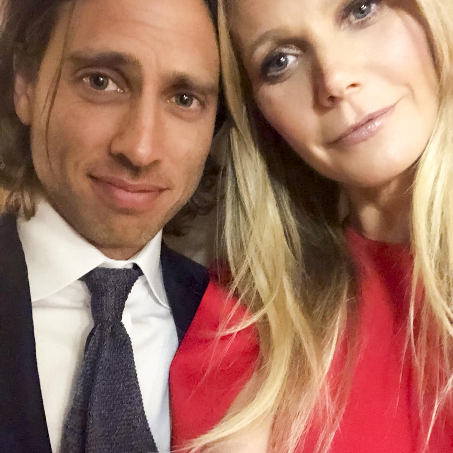 Gwyneth Paltrow and Brad Falchuk Spotted Ahead of ...