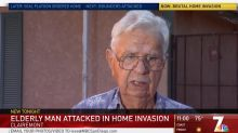 87-year-old beaten, robbed by 3 home intruders: 'Three guys is more than I could handle'