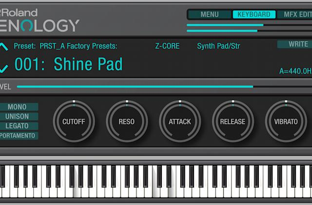 Roland brings its Zen-core synth engine to your computer