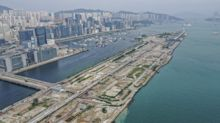 Can Kai Tak, Hong Kong's former airport, take off as the city's second business district?