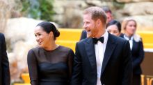 Meghan Markle stuns in $2,450 LBD at her first royal red carpet